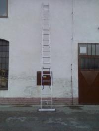 Žebřík 8 m vysouvací